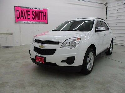 2015 Chevrolet Equinox  15 Bluetooth All Wheel Drive Tow Luggage XM Remote Start On Star