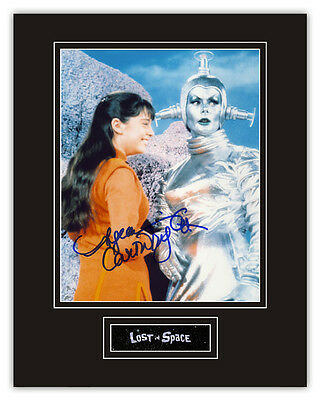 •Sale• Lost In Space Angela Cartwright (Penny Robinson) Signed 14x11 Display