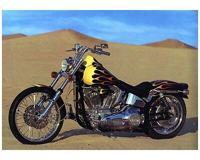 1998 1999 Titan Sidewinder RM Motorcycle Factory Photo ca7253