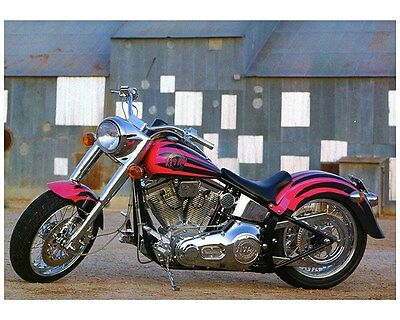 1998 1999 Titan Roadrunner SX Motorcycle Factory Photo ca7257