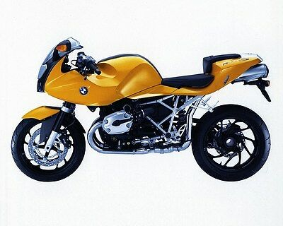 2007 BMW R1200S 1200 Motorcycle Factory Photo ca7261