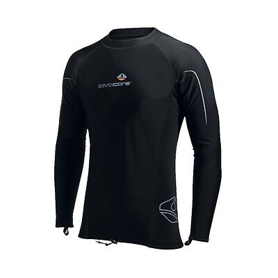 Lavacore Langarm Shirt - LONG SLEEVE SHIRT - Mann