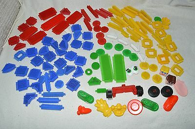 Assorted Sticklebricks 123 Pieces