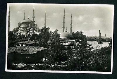 Turkey.constantinople.mosquee Du Sultan Ahmed  Etc.pub Isaac Ahitouv.ref No.26