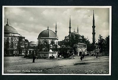 Turkey.constantinople.fontaine.guillaume Ii .pub Isaac Ahitouv.ref No.5