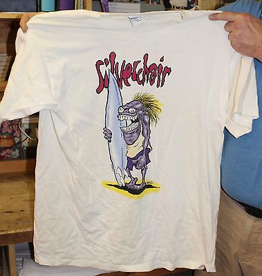 Silverchair Silver Chair Original Concert T-Shirt 1995 XL