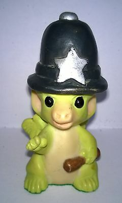 Lovely 2000 Pocket Dragon Policeman  With Truncheon