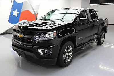 2016 Chevrolet Colorado  2016 CHEVY COLORADO CREW 4X4 Z71 REAR CAM HTD SEATS 3K #252510 Texas Direct Auto
