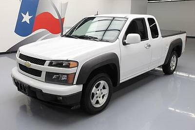 2012 Chevrolet Colorado  2012 CHEVY COLORADO LT EXTENDED CAB CD AUDIO ALLOYS 54K #141124 Texas Direct