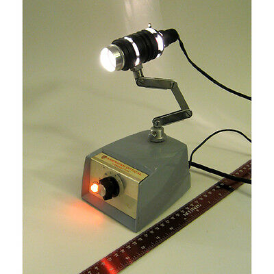 Vintage American Optical Model 651 Microscope Lamp