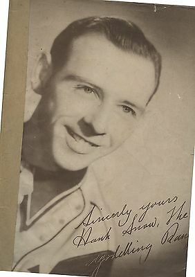 Old 1946 Hank Snow The Yodelling Ranger Songbook