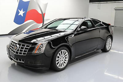 2014 Cadillac CTS Base Coupe 2-Door 2014 CADILLAC CTS4 3.6 COUPE AWD LEATHER BOSE AUDIO 48K #116333 Texas Direct