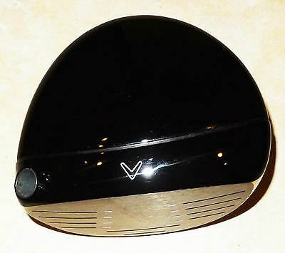 Callaway Fusion Ft-5 Driver Head From Fitting Cart Excellent Used