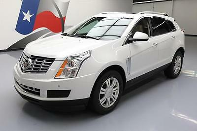 2014 Cadillac SRX Luxury Sport Utility 4-Door 2014 CADILLAC SRX LUXURY PANO SUNROOF REAR CAM 38K MI #517146 Texas Direct Auto