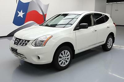 2012 Nissan Rogue  2012 NISSAN ROGUE S AUTO CRUISE CTRL CD AUDIO 85K MILES #284134 Texas Direct