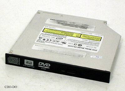HP AD-7561S 483190-001 457459-TC0 slim DVD Brenner SATA schwarz EliteBook 6930p