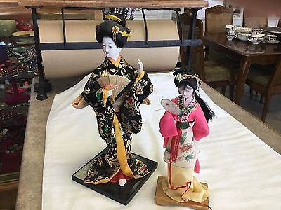 Japanese Geisha Girl ? Dolls-2