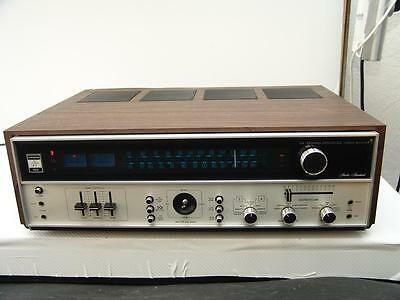 Fisher 404 Wide Surround - 2-4 Kanal Stereo - / Quadro Receiver - Vintage Hifi