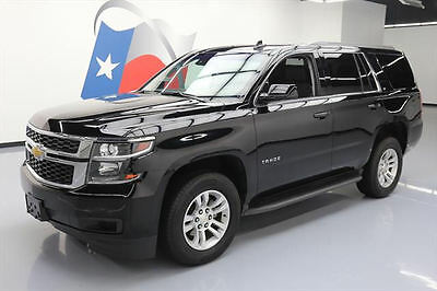 2017 Chevrolet Tahoe LT Sport Utility 4-Door 2017 CHEVY TAHOE LT 8-PASS LEATHER NAV REAR CAM 15K MI #121854 Texas Direct Auto