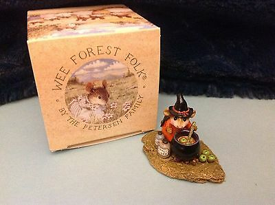 Wee Forest Folk, M-215 Something Brewing, New in Box