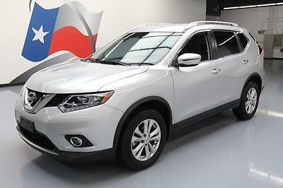 2016 Nissan Rogue  2016 NISSAN ROGUE SV AWD BLUETOOTH REAR CAM ALLOYS 23K #626201 Texas Direct Auto