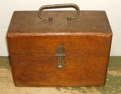 Early 1900's Battery Operated Shock Quack Box