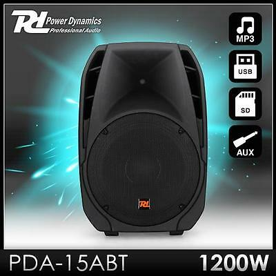 [B-Ware] Monitor Studio Box 38Cm Aktiver Subwoofer Abs Chassis 300W Rms +