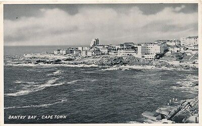 Bantry Bay, Cape Town, South Africa  RPPC