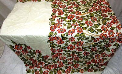 Pure silk Antique Vintage Sari EXOTIC 4Y Zu17 Embroidered Cream UK #ABRIA