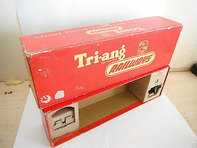 Triang R53 4-6-2 Princess Loco Green Livery Red Box & Inserts Only C1960