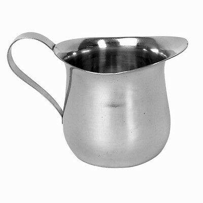 1 PC 5 oz Stainless Steel Bell Creamer Pitcher Commercial Quality Food Service