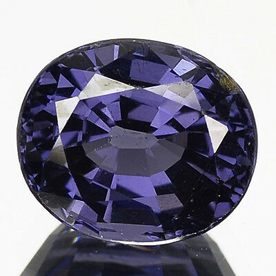 1.25 Cts Very Rare Purple Blue Color Natural Spinel Gemstones