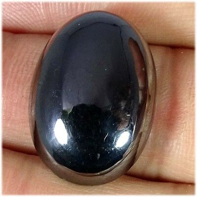 50.10Cts. 100%NATURAL HEMATITE OVAL CABOCHON FINEST LOOSE GEMSTONES