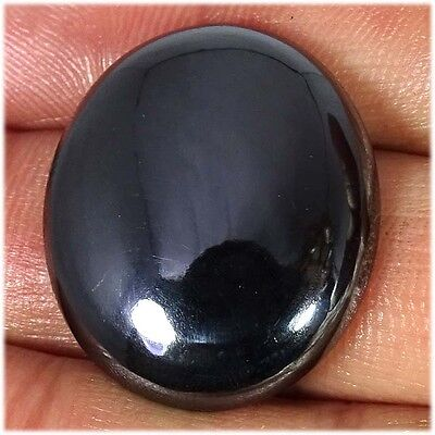 34.20Cts. 100% NATURAL UNTREATED HEMATITE FANCY CABOCHON LOOSE GEMSTONES