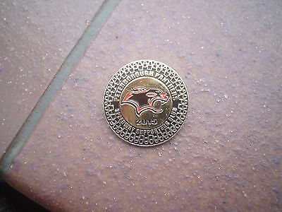 Peterborough 2015      Speedway   Badge  Mint  Con In  Gold