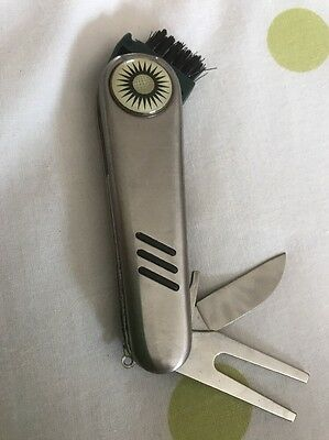 Multi Function Golf Divot Tool