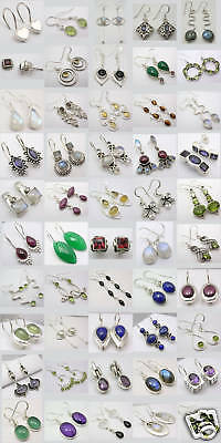 Wholesale Lot! 925 Silver Earrings! 50 Beautiful Pairs!