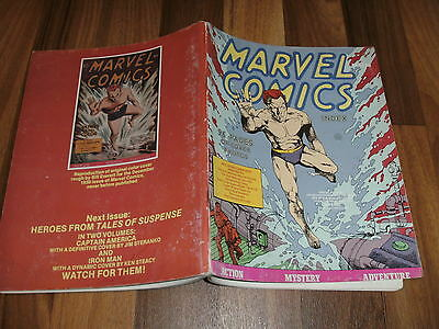 MARVEL COMICS INDEX -- Including: 96 Pages of Cover Photos / 1978