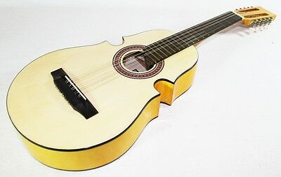 Cuatro Guitar, 10 string, Jibaro Jazz Bluegrass Salon Rock