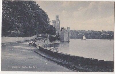 Blackrock Castle, Co. Cork 1926 Postcard, B597