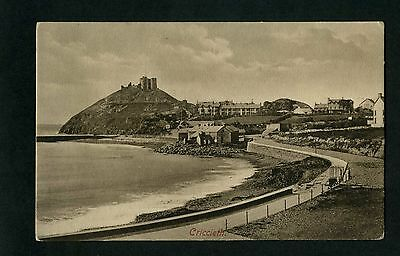 Criccieth Castle From Parade.pub Frith Ref 44820  Date Unknown