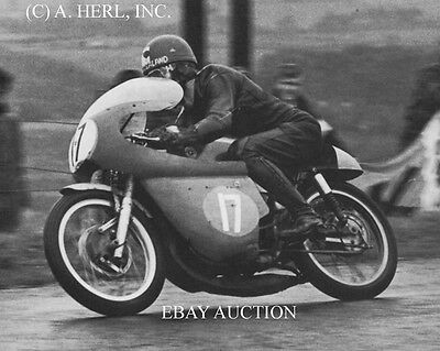 Bultaco 250GP works  Ginger Molloy   Ulster GP  1966   first GP victory Bultaco