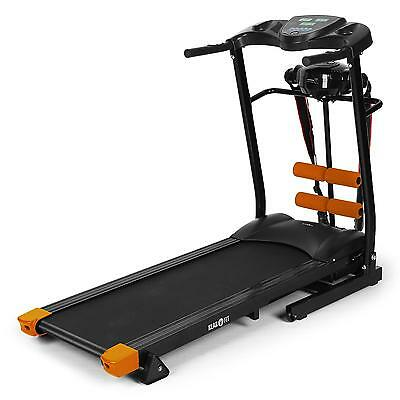 Tapis Roulant Fitness Course Marche Jogging Physiotherapie Cardio Massage Sit Up