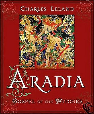 Book ARADIA GOSPEL OF THE WITCHES by Charles Leland Italian Witchcraft Strega