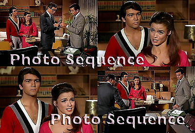 MANNIX Mike Connors Paul Petersen Patti Chandler PHOTO Sequence #02