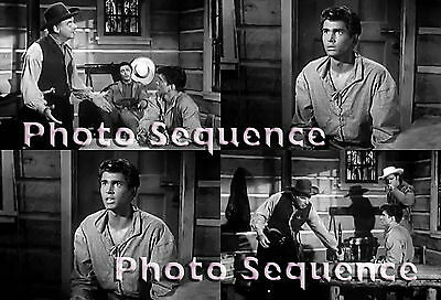 The Adventures of JIM BOWIE Michael Landon Scott Forbes Ray Teal PHOTO #01
