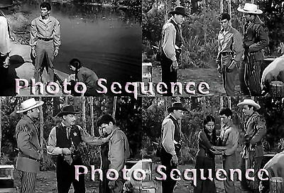 The Adventures of JIM BOWIE Michael Landon Scott Forbes Ray Teal PHOTO #03