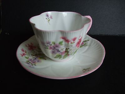 SHELLEY CUP & SAUCER PATTERN No 13428