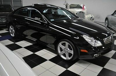 2006 Mercedes-Benz CLS-Class CLS 500 ONLY 59,993 MILES! CARFAX CERTIFIED! CLS500 ONLY 59,993 MILES! CARFAX CERTIFIED!