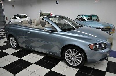 2006 Volvo C70 ONE OWNER! CARFAX CERTIFIED! ONLY 52,621 MILES! 2006 Volvo ONE OWNER! CARFAX CERTIFIED! ONLY 52,621 MILES!